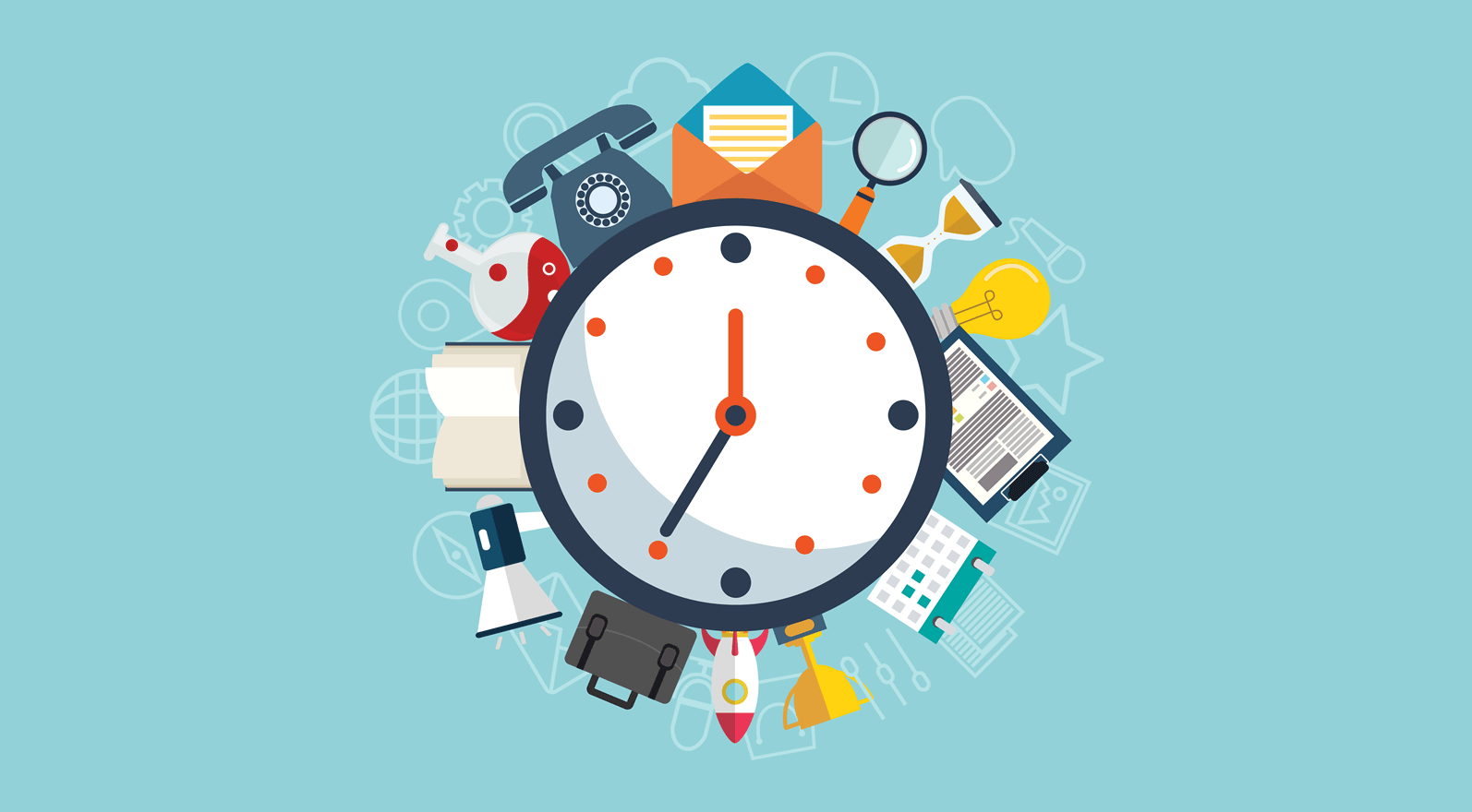 نه کاری که میتوانید در ظرف ده دقیقه و یا کمتر از آن برای بهبود و پیشرفت حرفهای خود انجام دهید.